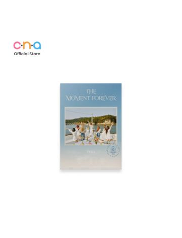 [PRE-ORDER] TWICE - The Moment Forever 2021 Season's Greetings