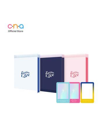 [BATCH 2] TWICE - Taste of Love 10th Mini Album with Withdrama Pre-order Benefit