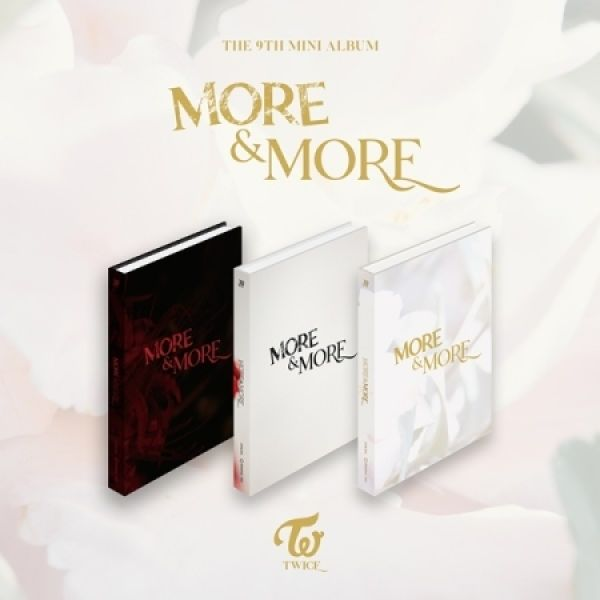 [BATCH 2] TWICE - MORE & MORE