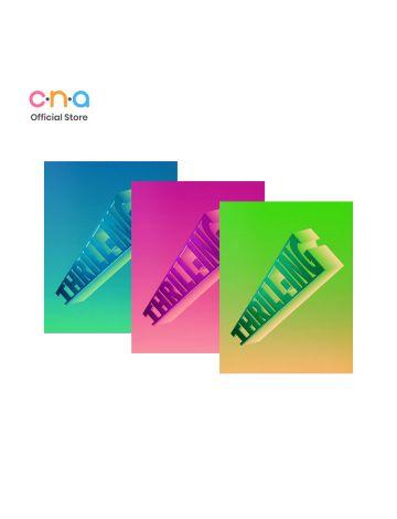 THE BOYZ - 6th Mini Album THRILL-ING