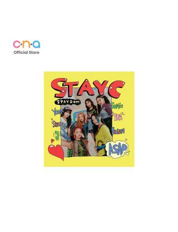 STAYC - Staydom 2nd Mini Album