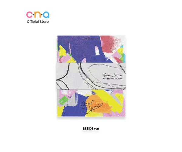 SEVENTEEN - Your Choice 8th Mini Album