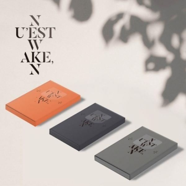 NU'EST W - WAKE,N (KHINO)
