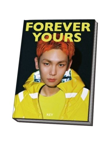 KEY - FOREVER YOURS MUSIC VIDEO STORY BOOK