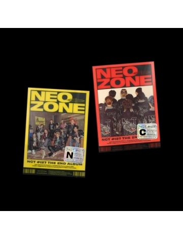 NCT 127 - NEO ZONE (N & C Ver.) (10% off + 10% C-Cash)