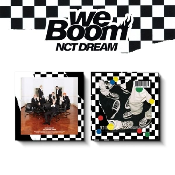 NCT DREAM - WE BOOM Kihno