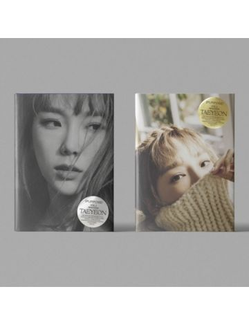 TAEYEON - PURPOSE REPACKAGE ALBUM