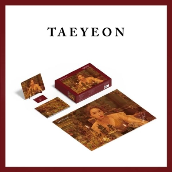 TAEYEON - PUZZLE PACKAGE