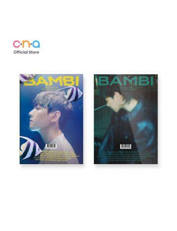 Baekhyun - Bambi 3rd Mini Album (Photo Book Ver.)