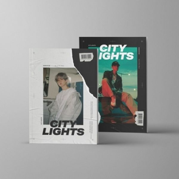 BAEKHYUN - 'CITY LIGHTS'