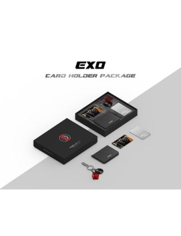 [PRE-ORDER] EXO - CARD HOLDER PACKAGE