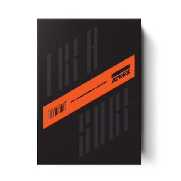 ATEEZ - [TREASURE EP.FIN : All To Action] 1st ANNIVERSARY EDITION