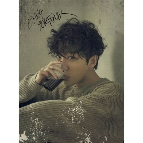 BANG YONGGUK - 1ST ALBUM (LIMITED)