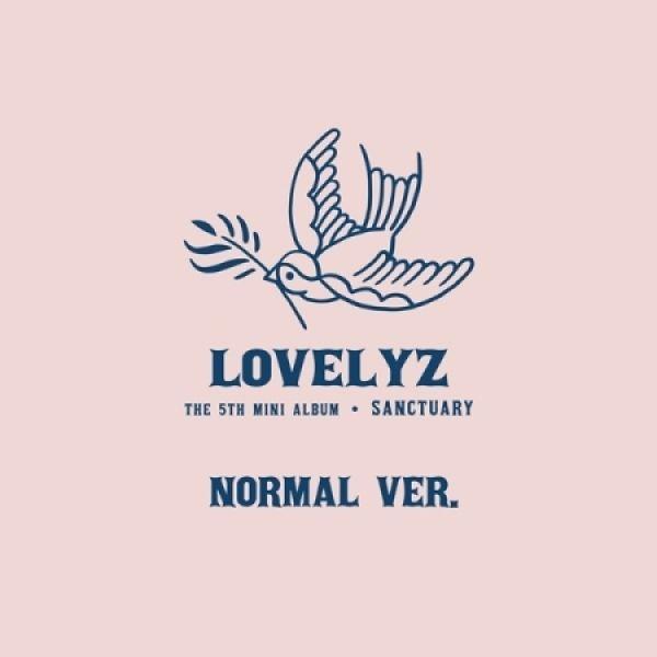 LOVELYZ - SANCTUARY  (NORMAL VERSION)