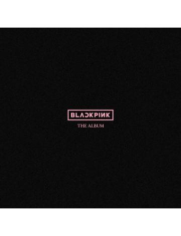 BLACKPINK - The Album 1st Vinyl LP Limited Edition