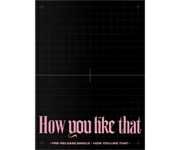 BLACKPINK - How You Like That Special Edition Album