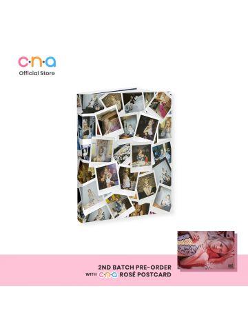 Rosé - -R- Photobook Special Edition (2nd Pre-order)