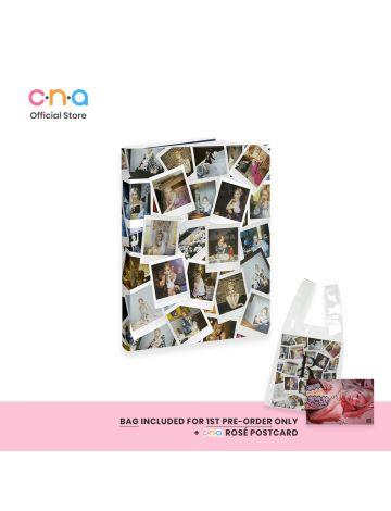 Rosé - -R- Photobook Special Edition (1st Pre-order)
