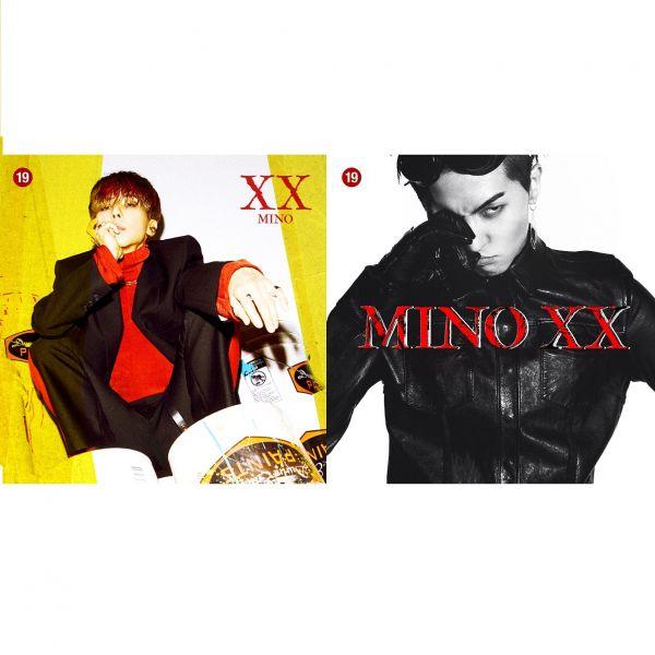 MINO - FIRST SOLO ALBUM : XX