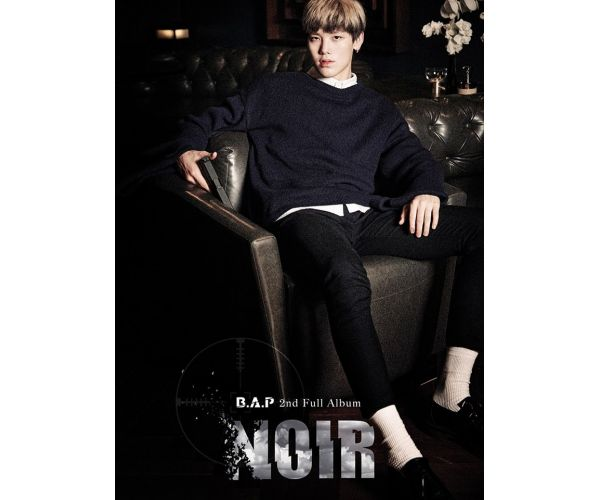 B.A.P - Noir (7 Versions)
