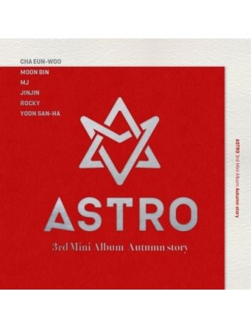 ASTRO - Autumn Story (2 Versions)
