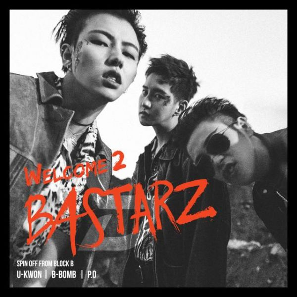 Block B Bastarz - Welcome 2 Bastarz