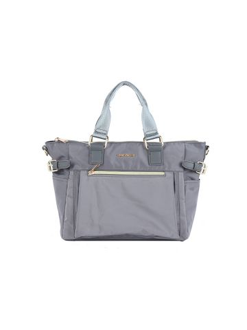 GNB Soyeon Plain Nylon Hand Bag (514)