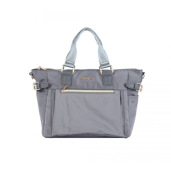 Giles N Brooks Ladies Nylon Tote Bag (514)