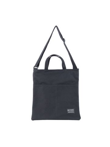 GNB Yuna Plain Canvas Shopper Bag (537)