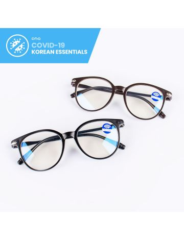 Chanwoo Anti-Blue Light Eyeglasses (Matte)