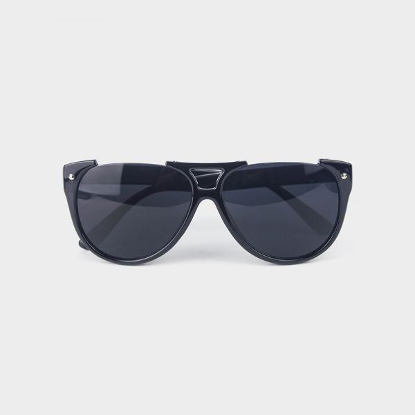 Mino Fashion Sunglasses (Black)
