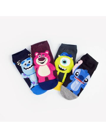 Disney Jelly Bean Women's Ankle Socks (2)