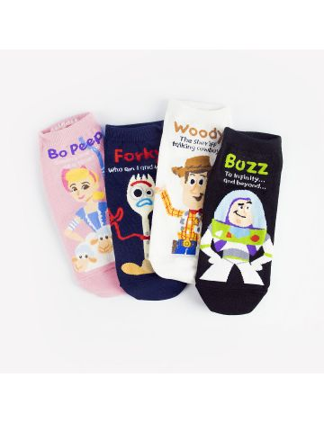 Disney Toy Story Women's Ankle Socks