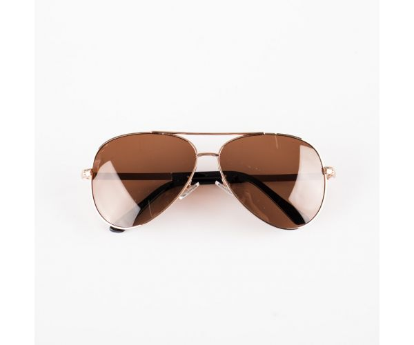 Junyoung Aviator Polarized Sunglasses (with Free Case & Cloth)