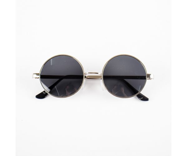 Somin Round Polarized Sunglasses (with Free Case & Cloth)
