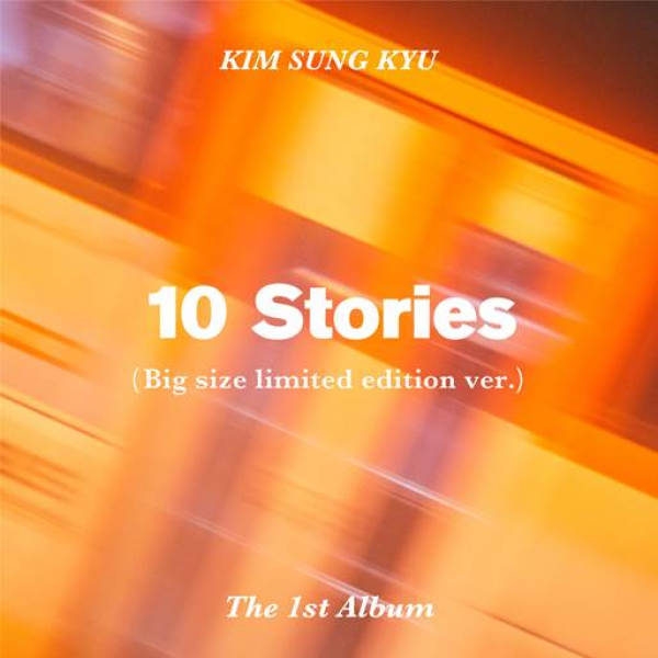KIM SUNG KYU (INFINITE) - 10 STORIES (LIMITED EDITION VERSION)
