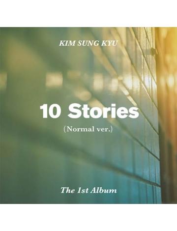 KIM SUNG KYU (INFINITE) - 10 STORIES (NORMAL VERSION)