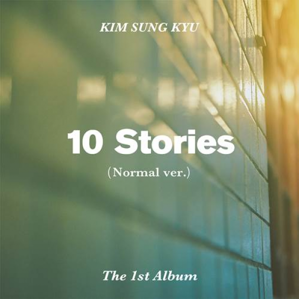 KIM SUNG KYU (INFINITE) - 10 STORIES (NORMAL VERSION)