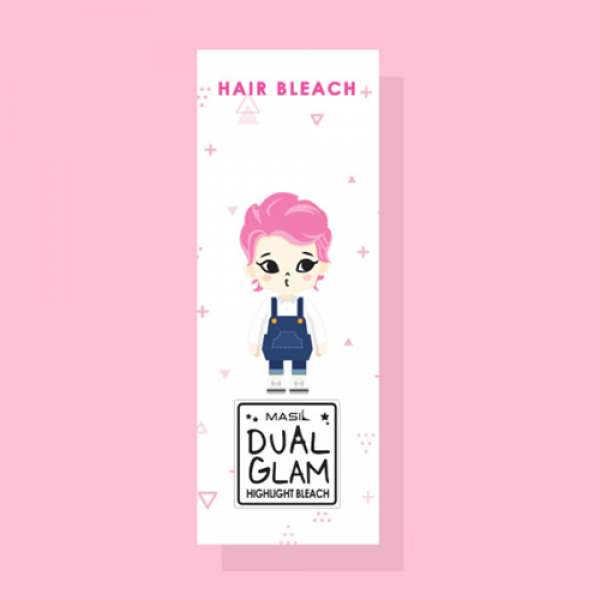 MASIL DUAL GLAM HIGHLIGHT BLEACH