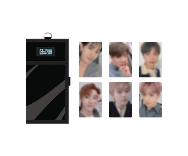 [THE DREAM SHOW] NCT DREAM - TICKET HOLDER + PHOTOCARD SET