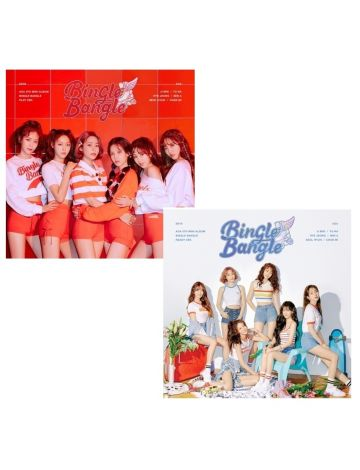 AOA - BINGLE BANGLE (A: PLAY / B: READY VER.)