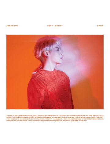 JONGHYUN - POET I ARTIST