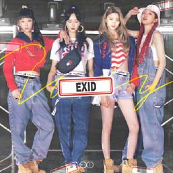 EXID - SINGLE ALBUM 'DO IT TOMORROW'