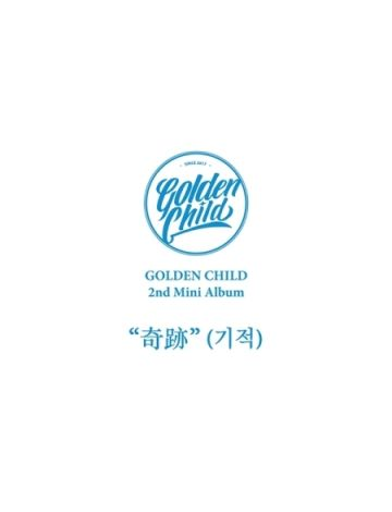 GOLDEN CHILD 2ND MINI ALBUM - MIRACLE