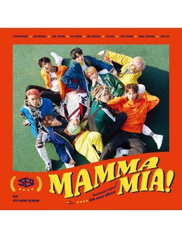SF9 - MAMA MIA!