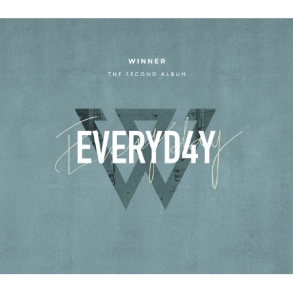 WINNER - EVERYD4Y (DAY/NIGHT VERSIONS)