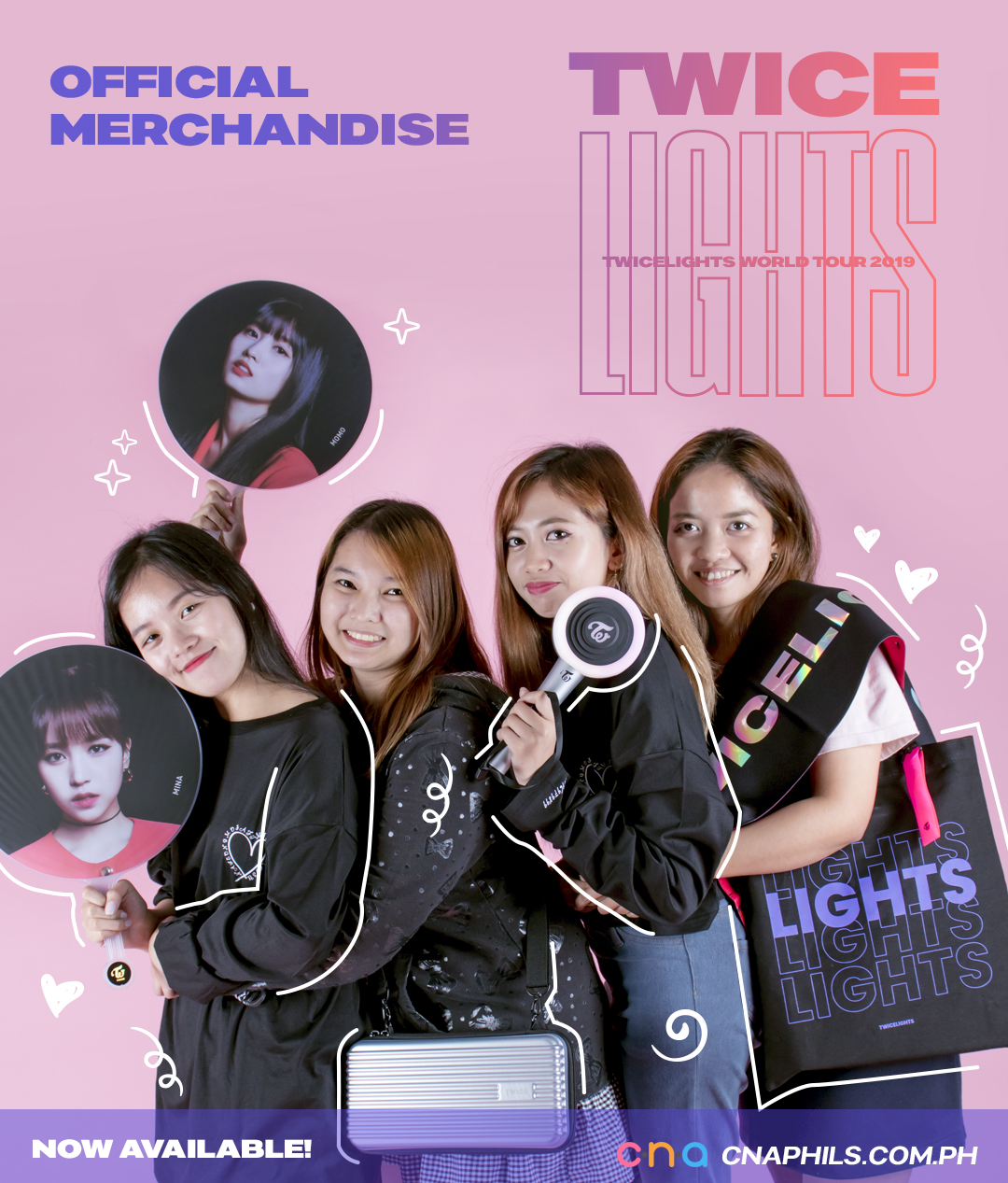Twice official merchandise store